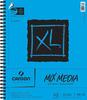 "Canson XL Multi-Media Spiral Paper Pad 11""X14"""