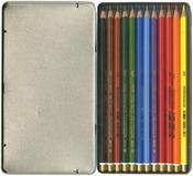 Mondeluz Aquarell Watercolor Pencils 12/Pkg-