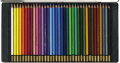 Mondeluz Aquarell Watercolor Pencils 36/Pkg-