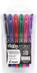 Pilot FriXion Extra Fine Point Erasable Gel Pens 6/Pkg