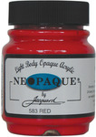 Red - Jacquard Neopaque Acrylic Paint 2.25oz