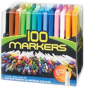 Pro Art Bullet Point Markers 100/Pkg-