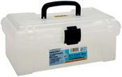 Translucent - Pro Art Storage Box With Organizer Top