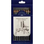 Graphite - Pro Art Fantasia Pencils 10/Pkg