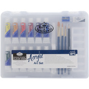Clearview Small Acrylic Painting Art Set-