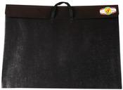 """17""""X22""""X2"""" - Dura-Tote Classic Black Portfolio"""