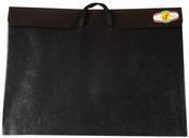 """20""""X26""""X2"""" - Dura-Tote Classic Black Portfolio"""
