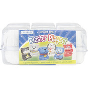 Cats & Dogs - Plaster Playset