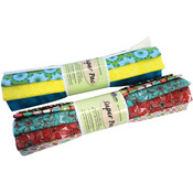 "Fabric Palette Fat Quarter Assortment 18""X21"" 8/Pkg-"