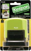 Green - Kes'pon Small ID Guard Stamp