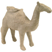 """Camel - Paper Mache Figurine 4.5"""""""