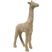 """Giraffe - Paper Mache Figurine 4.5"""""""