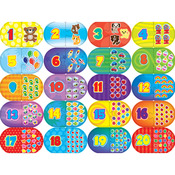 Counting - Mini Learning Games 40 Pieces