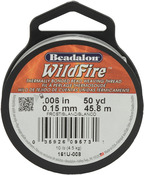 "Frost - Wildfire Stringing Thread .006"" (.15mm) Diameter 50yd/Pkg"