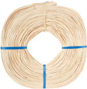 Approximately 1600' - Round Reed #1 1.5mm 1lb Coil