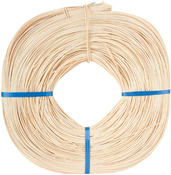 Approximately 1100' - Round Reed #2 1.75mm 1lb Coil