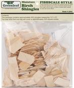 Fishscale - Dollhouse Shingles