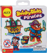 Pirates - Shrinky Dink Kit