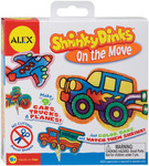 On The Move - Shrinky Dink Kit