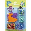 Ocean Buddies - Fun Fusion Fuse Bead Activity Kit - Perler