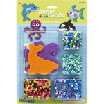 Ocean Buddies - Fun Fusion Fuse Bead Activity Kit - Perler