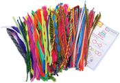 Giant Pipe Cleaner Party Kit-