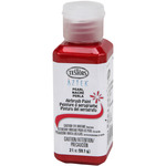 Red - Aztek Airbrushable Pearl Acrylic Paint 2oz