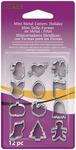 Holiday - Premo Mini Metal Cutters 12/Pkg