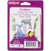 Sea Life - Sculpey Flexible Push Mold