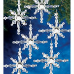 North Star - Holiday Beaded Ornament Kit