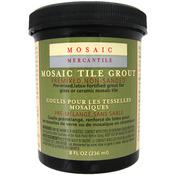 Black - Mosaic Tile Grout 8oz