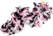 """Classy Lady - Chandelle Feather Boa 72"""""""