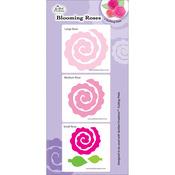 Blooming Roses - Quilling Dies