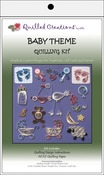 Baby - Quilling Kit