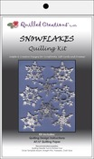 Snowflakes - Quilling Kit