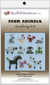Farm Animals - Quilling Kit