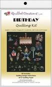Birthday - Quilling Kit