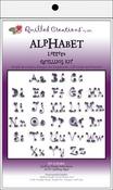 Alphabet Letters - Quilling Kit