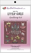 Just for Little Girls - Quilling Kit