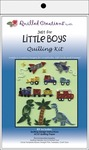 Just for Little Boys - Quilling Kit