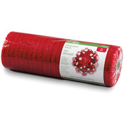 Red Decorative Mesh