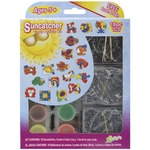 Fun Animal 18/Pkg - Suncatcher Group Activity Kit