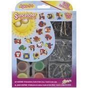 Fun Animal 18/Pkg - Suncatcher Group Activity Kit