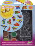 Insects 12/Pkg - Suncatcher Group Activity Kit