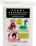 White - Pearl Paperclay 16 Ounces