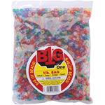 Transparent Multicolor - Pony Beads 9mm 1lb/Pkg