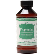Peppermint - Bakery Emulsions Natural & Artificial Flavor 4oz