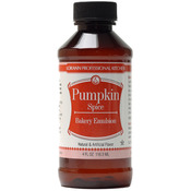 Pumpkin - Bakery Emulsions Natural & Artificial Flavor 4oz