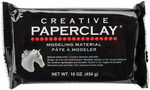 White - Creative Paperclay 16 Ounces