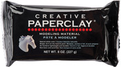 White - Creative Paperclay 8 Ounces